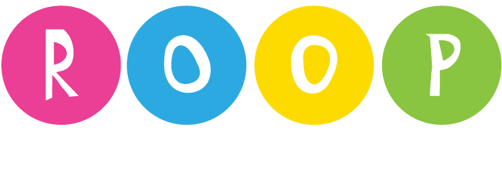Reading out of Poverty Logo image white