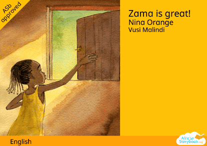 Zama is great! book cover image