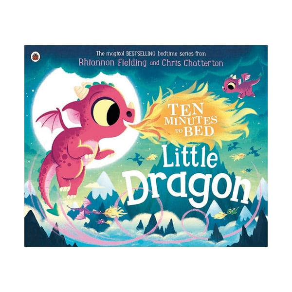 8 ten minutes to bed little dragon 1
